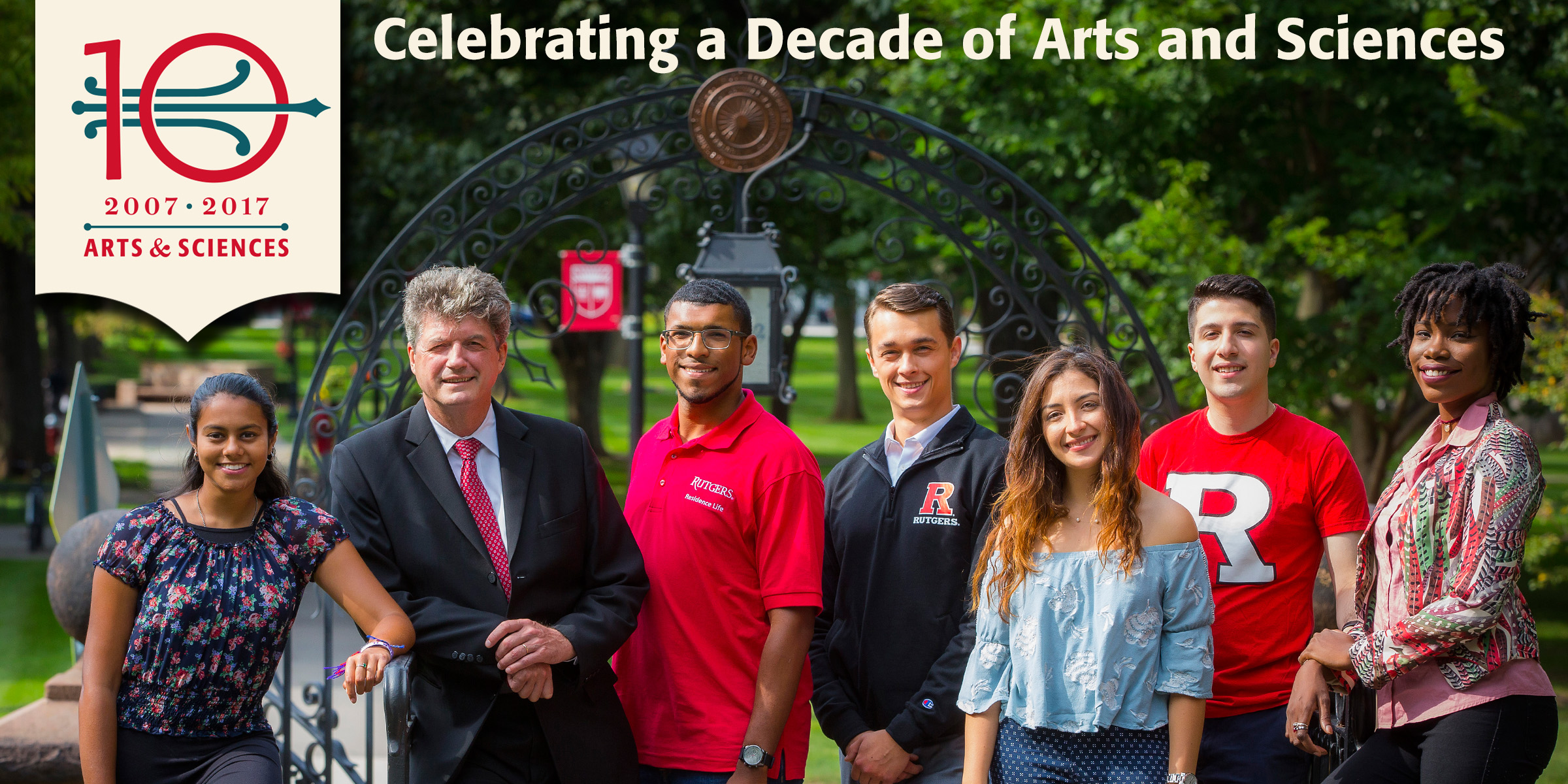 Celebrating a Decade of Arts and Sciences