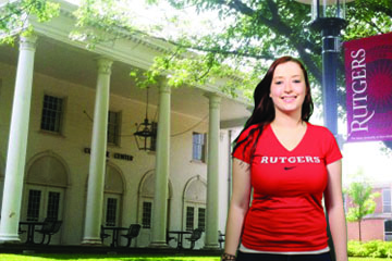 Emma Kaplan Class of 2015 Rutgers School of Arts and Sciences
