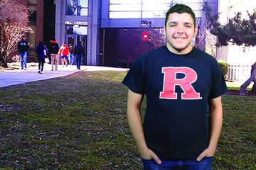 Natale Mazzaferro Class of 2015 Rutgers School of Arts and Sciences