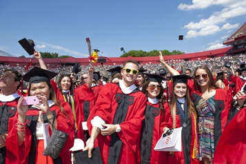 Class of 2013: Lives Shaped by Liberal Arts and Sciences