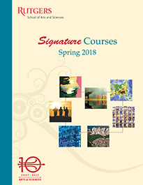 Spring 2018 sig Courses Cover 205x265