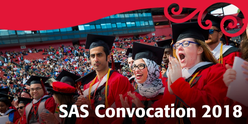 The Rutgers School of Arts and Sciences 2018 Convocation