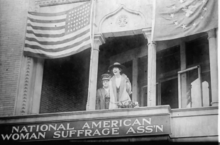 Jeannette Rankin and the Passage of the Sheppard-Towner Act