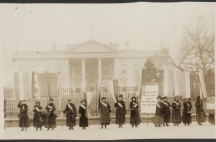 100th Anniversary of Congress Passing the 19th Amendment