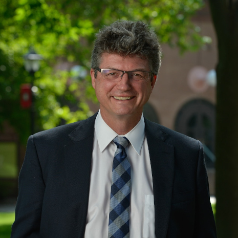 School of Arts and Sciences Executive Dean Peter March