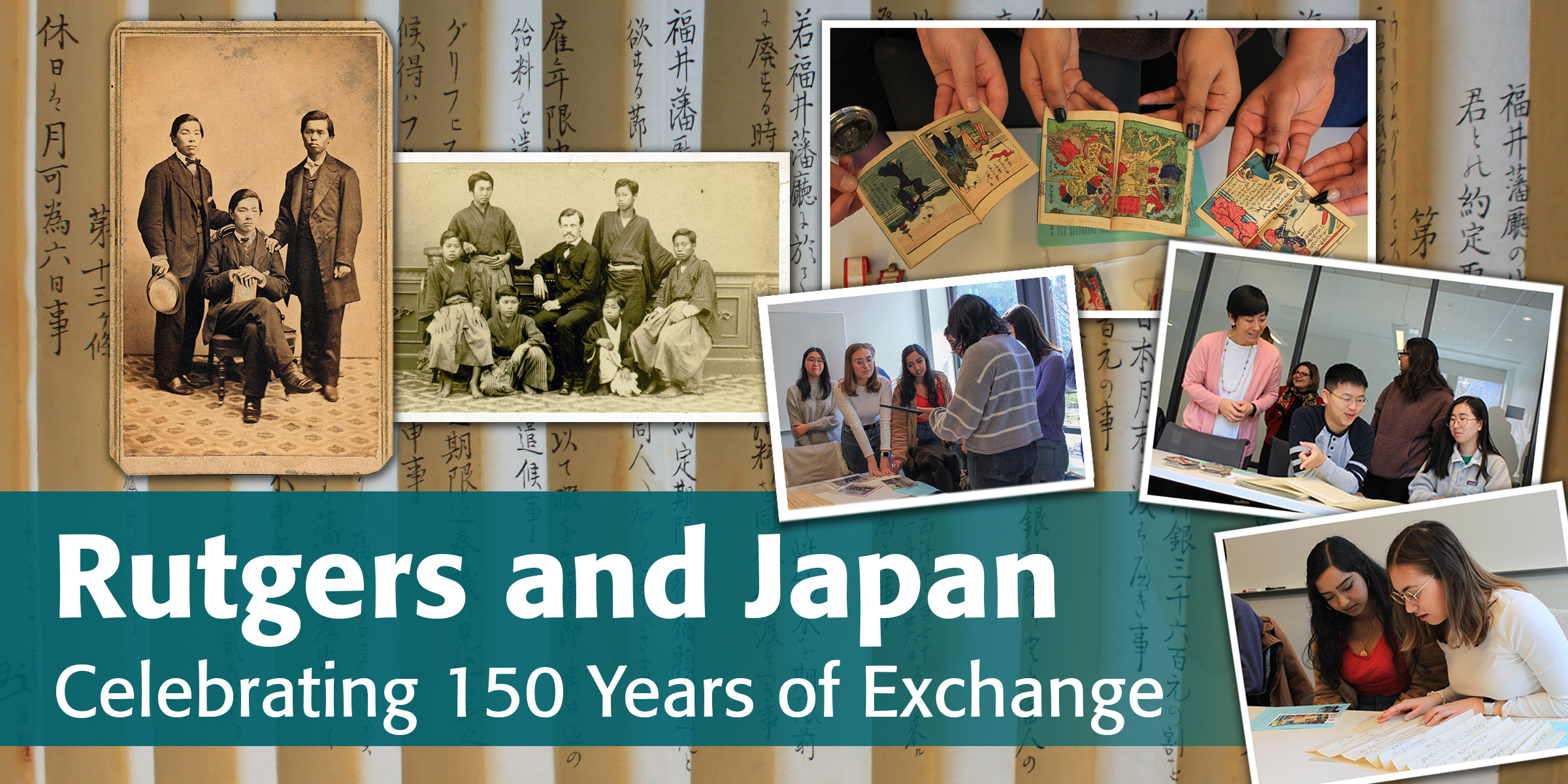 Rutgers and Japan: Celebrating 150 Years of Exchange