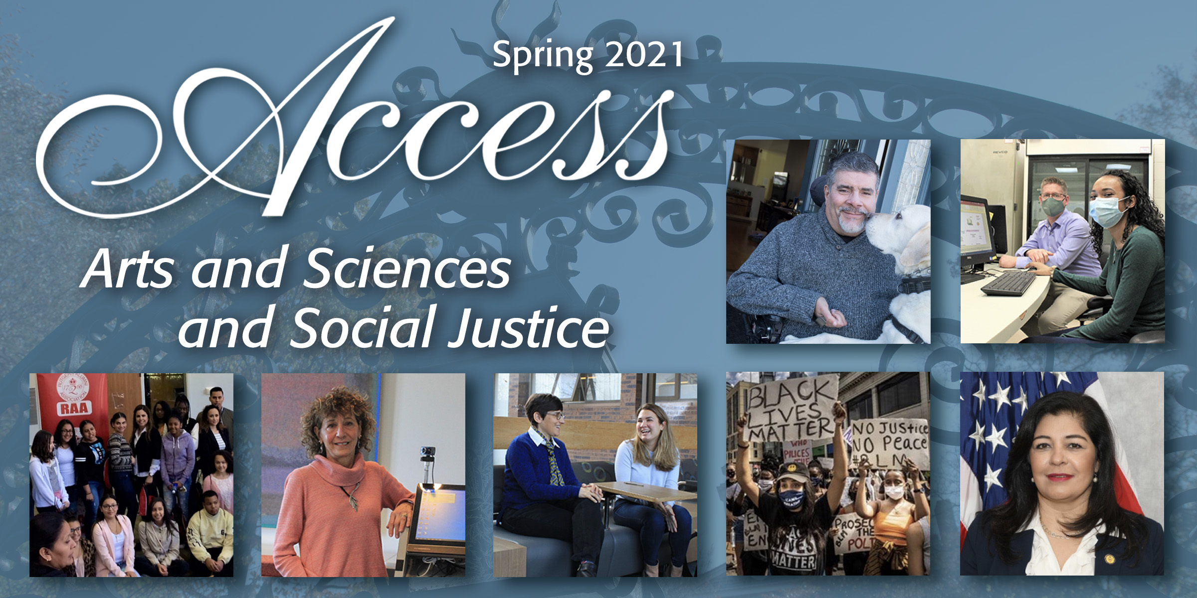 Access Spring 2021: Read the new issue