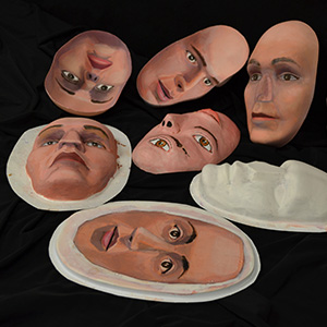 hollow masks